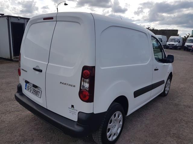 2015 Peugeot Partner HDI S L1 850 (151D39987) Image 8