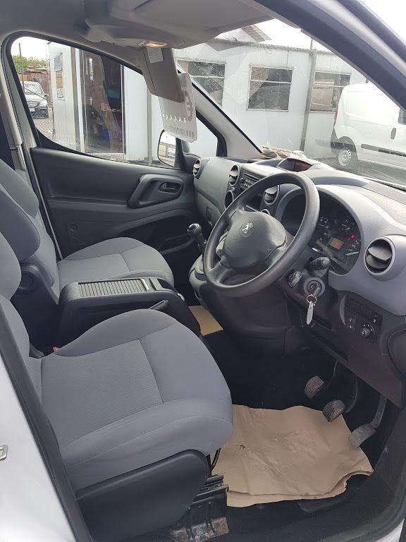 2015 Peugeot Partner HDI S L1 850 (151D39987) Image 6