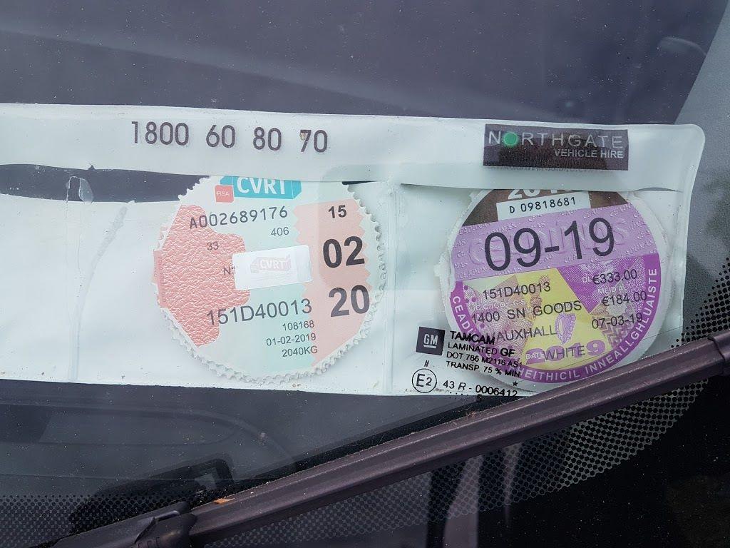2015 Vauxhall Combo 2000 L1H1 CDTI (151D40013) Image 3
