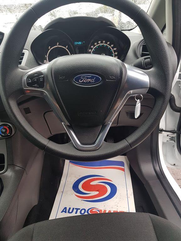 2015 Ford Fiesta BASE TDCI (151D40017) Image 4