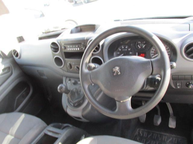 2015 Peugeot Partner HDI S L1 850 (151D40023) Image 14