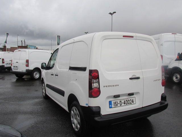 2015 Peugeot Partner HDI S L1 850 (151D40024) Image 5
