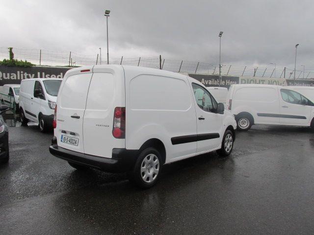 2015 Peugeot Partner HDI S L1 850 (151D40024) Image 3