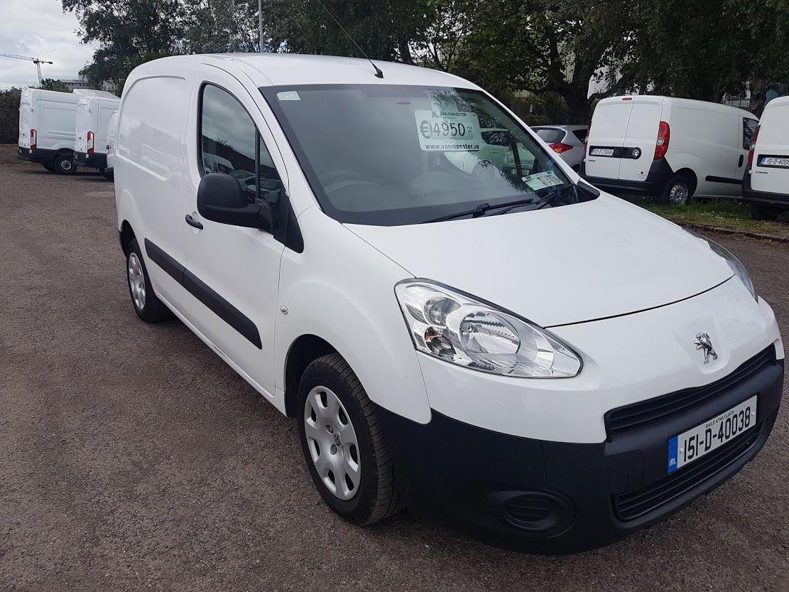 2015 Peugeot Partner HDI S L1 850 (151D40038)