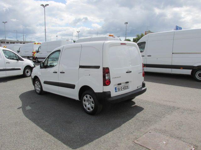 2015 Peugeot Partner HDI S L1 850 (151D40039) Image 5