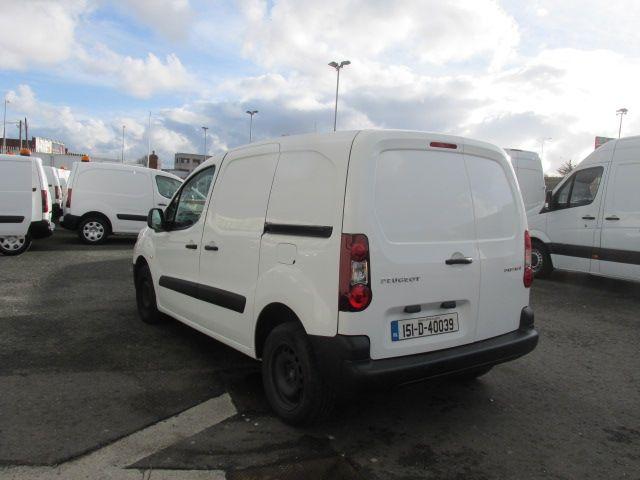 2015 Peugeot Partner HDI S L1 850 (3151D40039) Image 5