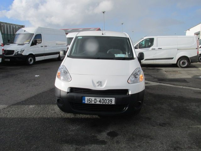 2015 Peugeot Partner HDI S L1 850 (3151D40039) Image 8