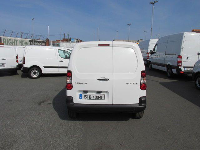 2015 Peugeot Partner HDI S L1 850 (151D40041) Image 5