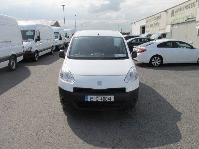 2015 Peugeot Partner HDI S L1 850 (151D40041) Image 2