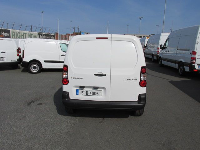 2015 Peugeot Partner HDI S L1 850 (151D40051) Image 5