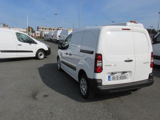 2015 Peugeot Partner HDI S L1 850 (151D40051) Image 4