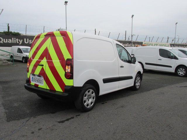 2015 Peugeot Partner HDI S L1 850 (151D40053) Image 3