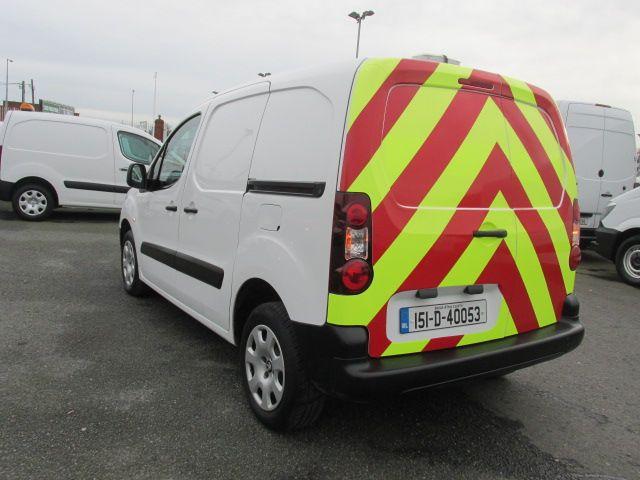 2015 Peugeot Partner HDI S L1 850 (151D40053) Image 5