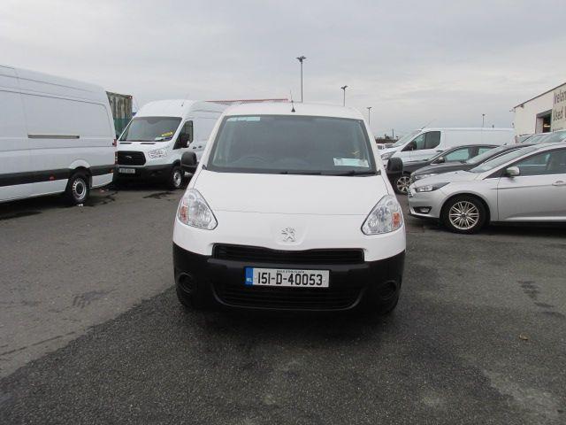 2015 Peugeot Partner HDI S L1 850 (151D40053) Image 8