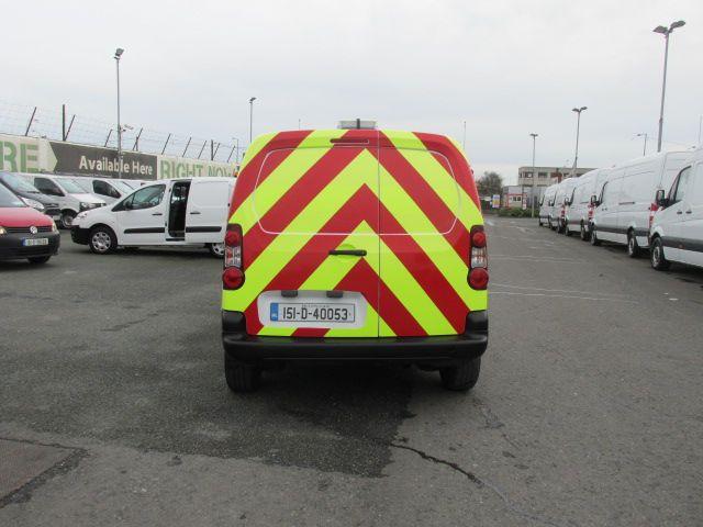 2015 Peugeot Partner HDI S L1 850 (151D40053) Image 4
