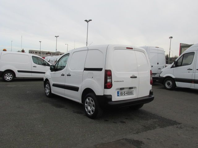 2015 Peugeot Partner HDI S L1 850 (151D40055) Image 5