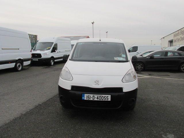 2015 Peugeot Partner HDI S L1 850 (151D40055) Image 8