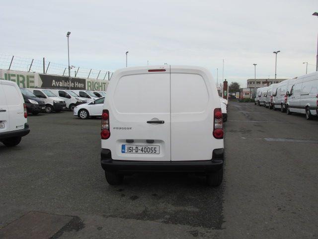 2015 Peugeot Partner HDI S L1 850 (151D40055) Image 4