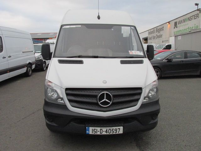 2015 Mercedes-Benz Sprinter 313 CDI (151D40597) Image 2