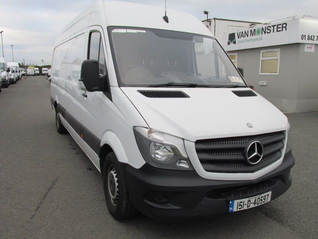 2015 Mercedes-Benz Sprinter 313 CDI (151D40597)
