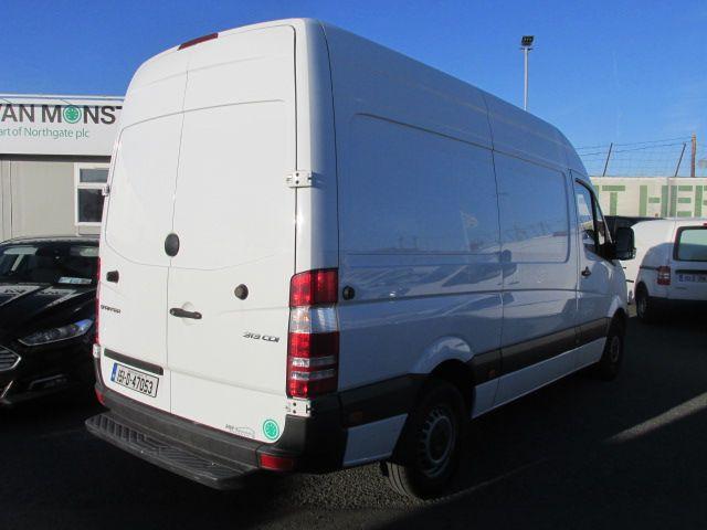 2015 Mercedes-Benz Sprinter 313 CDI (151D47053) Image 9