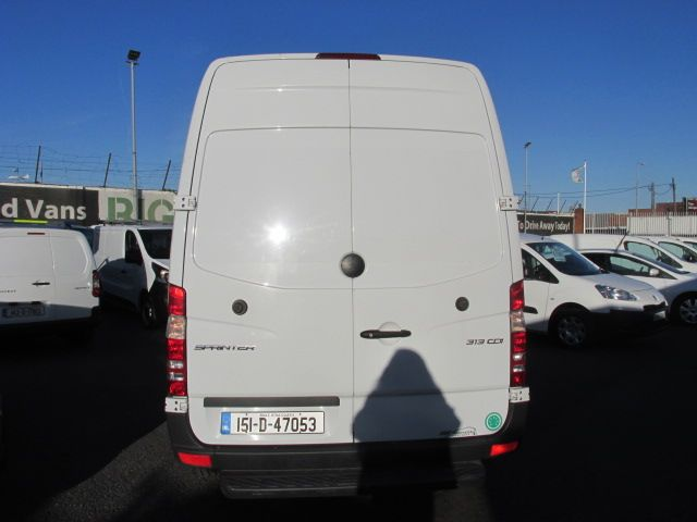 2015 Mercedes-Benz Sprinter 313 CDI (151D47053) Image 7