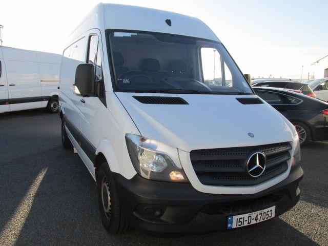 2015 Mercedes-Benz Sprinter 313 CDI (151D47053)