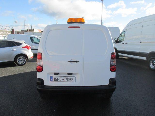 2014 Peugeot Partner HDI CRC (151D47058) Image 7