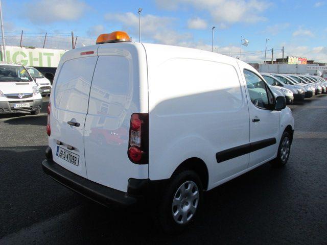 2014 Peugeot Partner HDI CRC (151D47058) Image 9