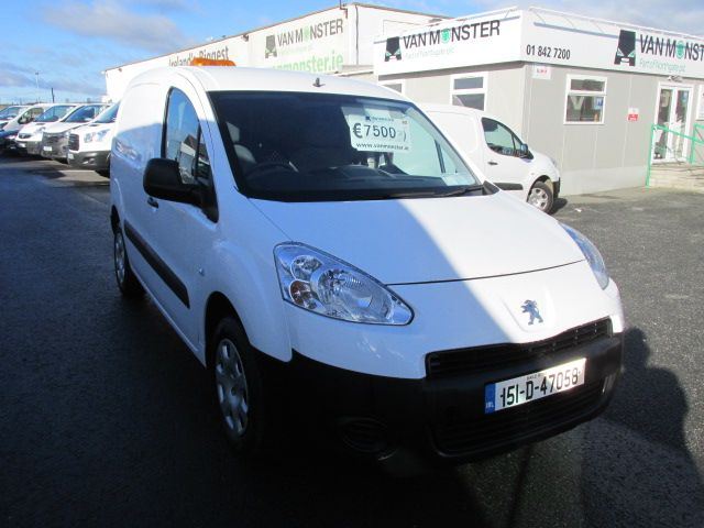 2014 Peugeot Partner HDI CRC (151D47058) Image 1
