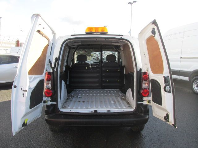 2014 Peugeot Partner HDI CRC (151D47058) Image 8