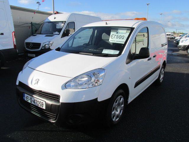 2014 Peugeot Partner HDI CRC (151D47058) Image 3