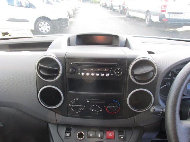 2014 Peugeot Partner HDI CRC (151D47058) Image 13