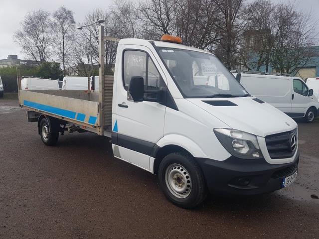 2015 Mercedes-Benz Sprinter 313 CDI (151D47415)
