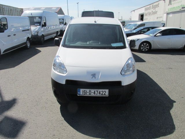2015 Peugeot Partner HDI S L1 850 (151D47422) Image 2