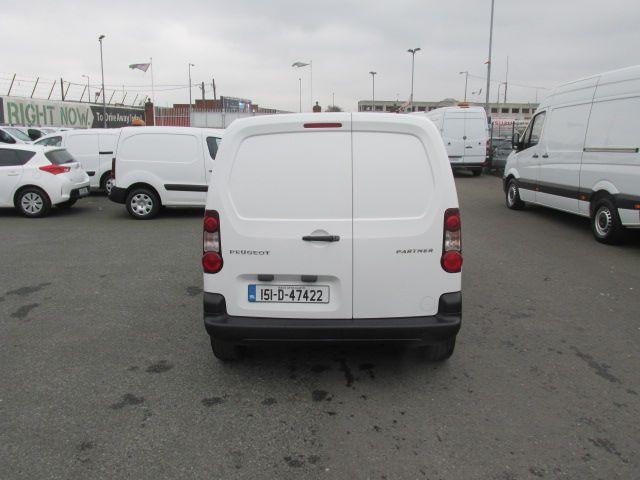 2015 Peugeot Partner HDI S L1 850 (151D47422) Image 6