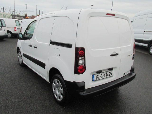 2015 Peugeot Partner HDI S L1 850 (151D47425) Image 7