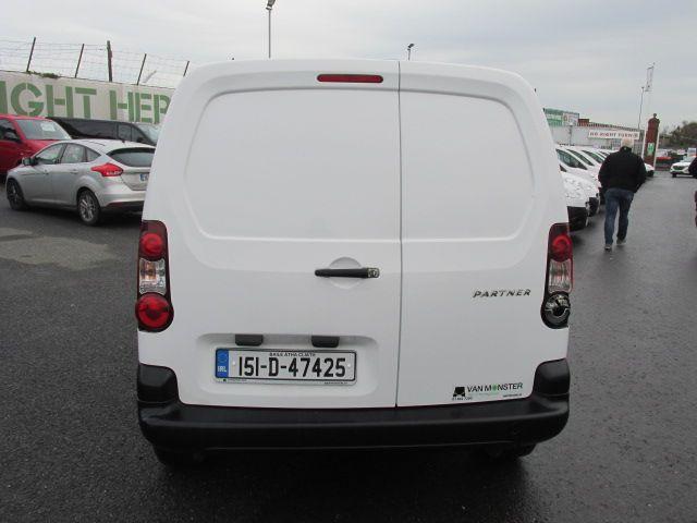 2015 Peugeot Partner HDI S L1 850 (151D47425) Image 8