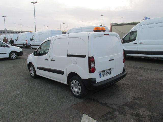 2015 Peugeot Partner HDI S L1 850 (151D47429) Image 5