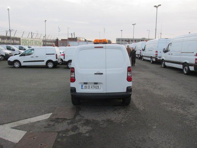 2015 Peugeot Partner HDI S L1 850 (151D47429) Image 6
