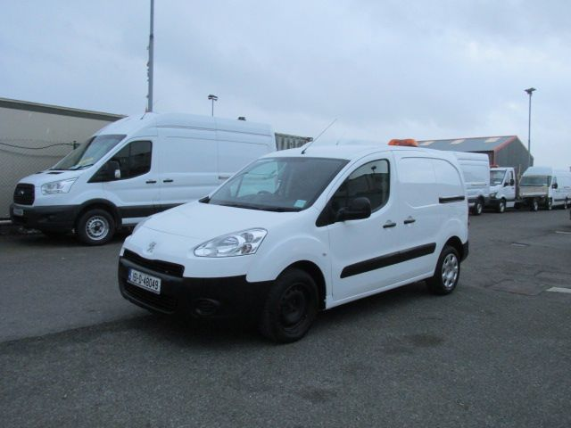 2015 Peugeot Partner HDI S L1 850 (151D48049) Image 7
