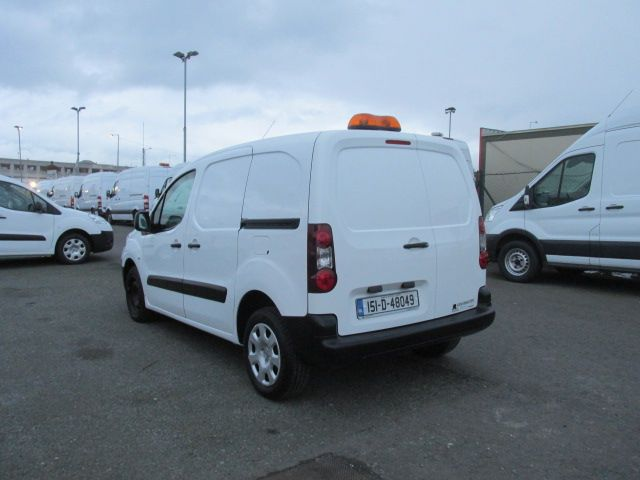 2015 Peugeot Partner HDI S L1 850 (151D48049) Image 5