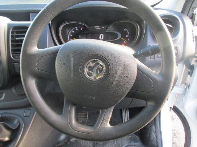 2015 Vauxhall Vivaro 2900 L2H1 CDTI P/V (151D51136) Image 12