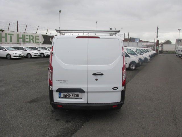 2015 Ford Transit Custom 290 LR P/V (151D51138) Image 5