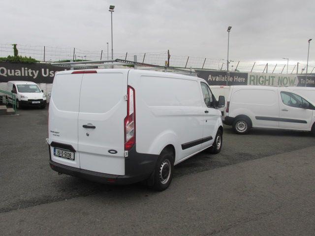 2015 Ford Transit Custom 290 LR P/V (151D51138) Image 6