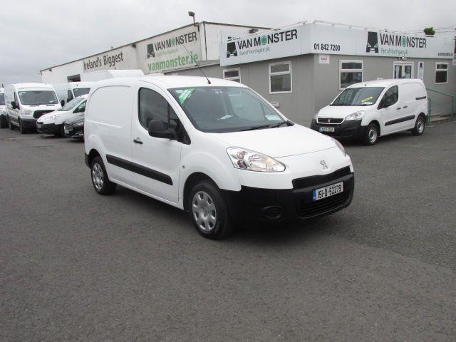 2015 Peugeot Partner HDI S L1 850 (151D52279)