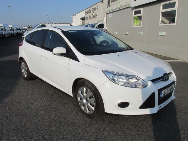 2015 Ford Focus 1.6tdci 95PS VAN 4DR (151D7494)