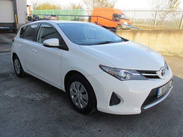 2015 Toyota Auris 1.4D4D Terra VAN 4DR (151D8182)