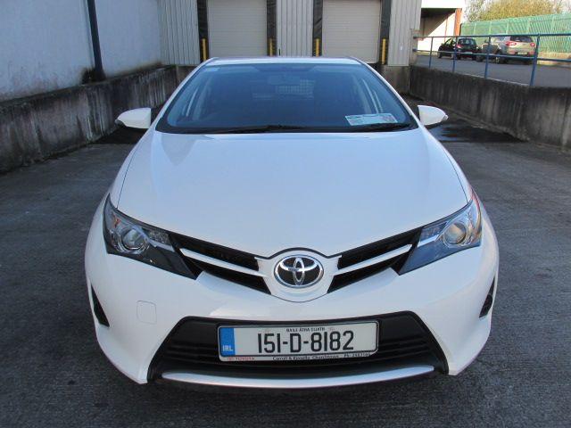2015 Toyota Auris 1.4D4D Terra VAN 4DR (151D8182) Image 2