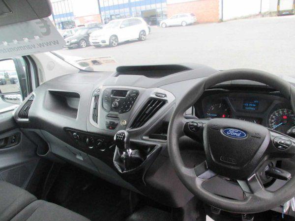 2015 Ford Transit Custom 290 LR P/V (151D19572) Image 14
